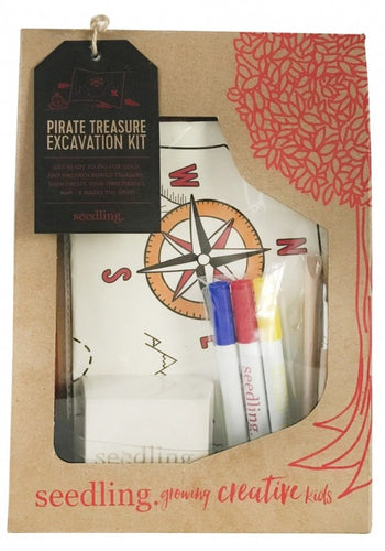 Pirate Treasure Excavation Kit