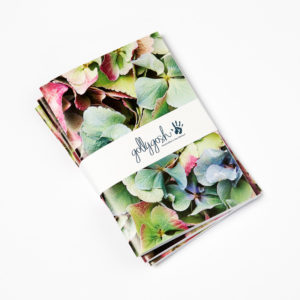 Golly Gosh Floral Notebooks