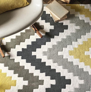 Scala Quince Hand Tufted Wool Rug
