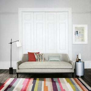 Clarice Multi Hand Tufted Wool Rug