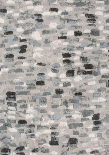 Murano Gris Flat Weave Chenille Rug