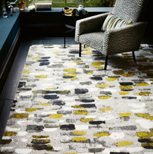 Load image into Gallery viewer, Murano Sunflower Flat Weave Chenille Rug
