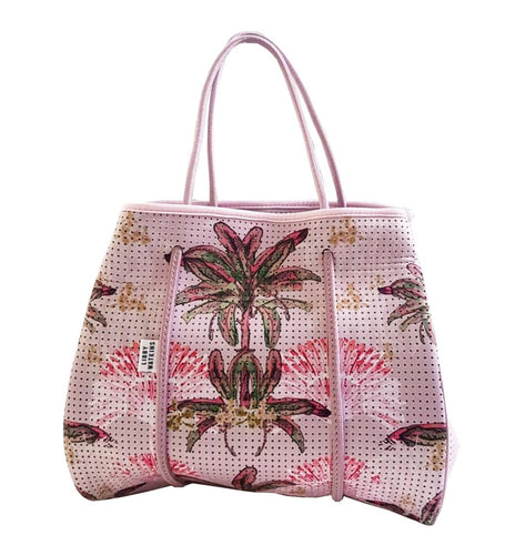 Limited Edition Palm Hills Reversible Tote Bag