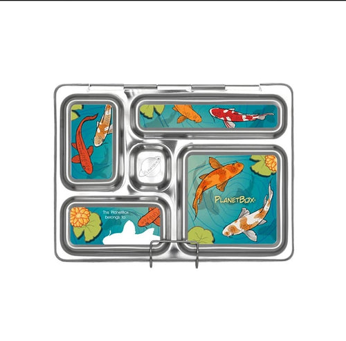 Koi Rover Lunchbox Magnets