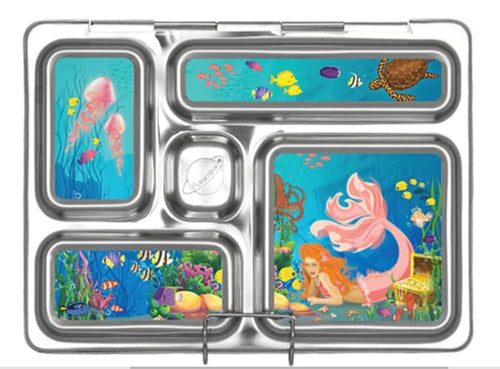 Mermaid Rover Lunchbox Magnets
