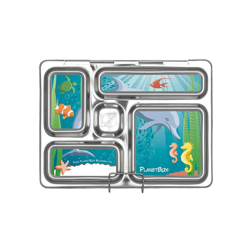 Under the Sea Rover Lunchbox Magnets