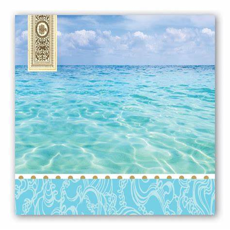 Beach Paper Napkins
