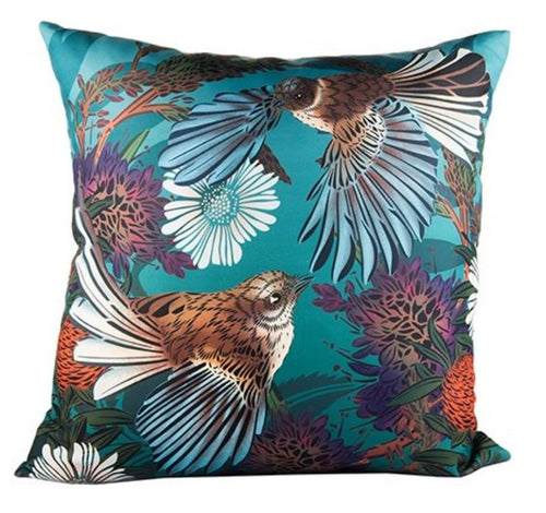 Flox Flying Fantails Outdoor Cushion Cover