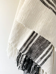 Black + White Dream Blanket