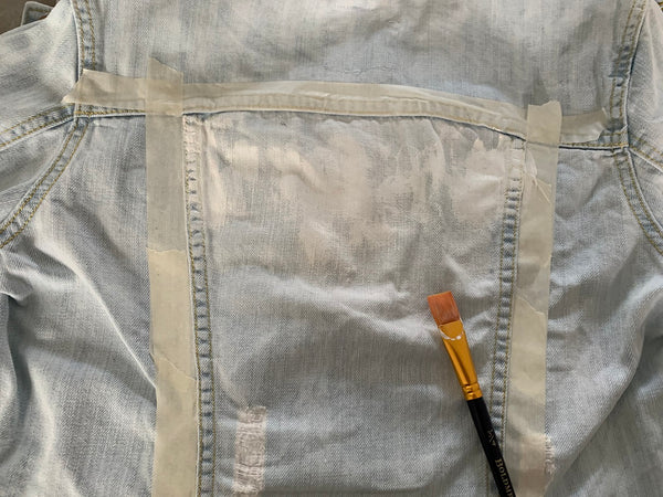 paint your own denim jacket