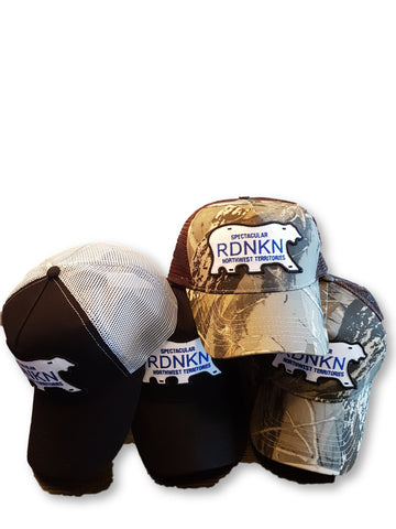 Northwest Territories RDNKN Mesh Trucker Hat