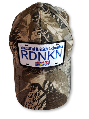 British Columbia 5 panel flex fit - rdnkn.ca