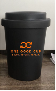 One Good Cup - Black