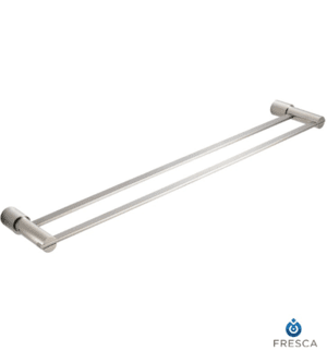 Fresca Magnifico 25 Inch Double Towel Bar - Brushed Nickel