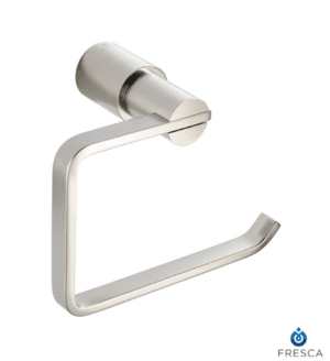 Fresca Magnifico Toilet Paper Holder - Brushed Nickel