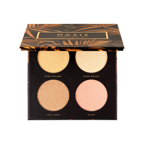 Oasis Highlight Palette