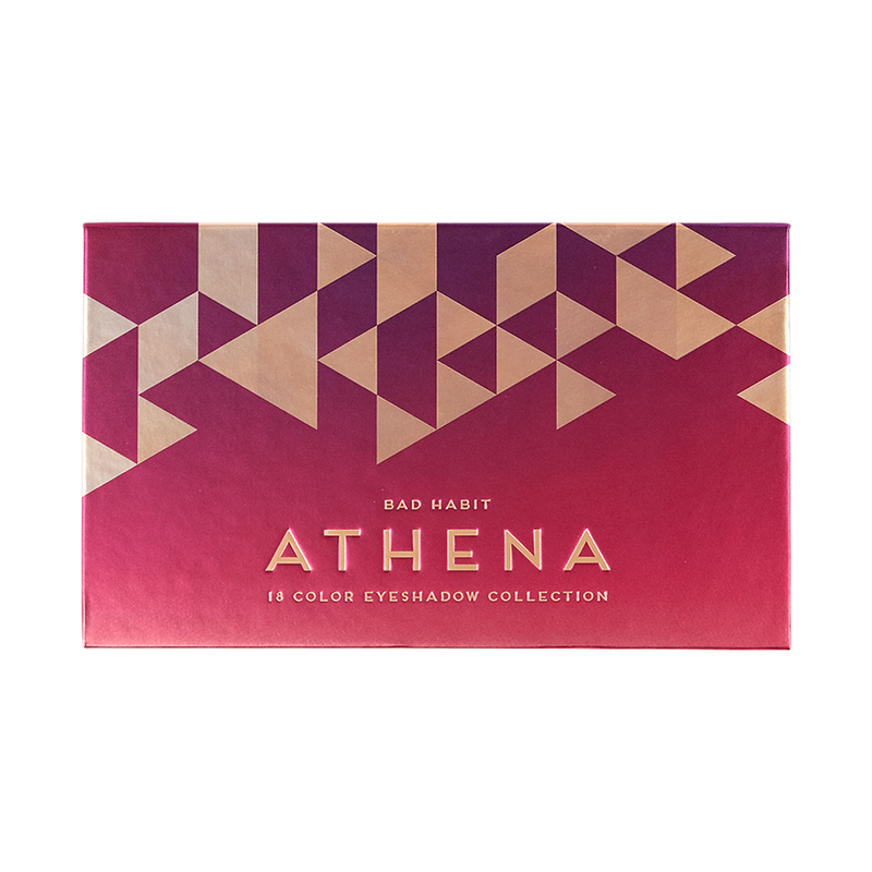 Athena Eyeshadow Collection