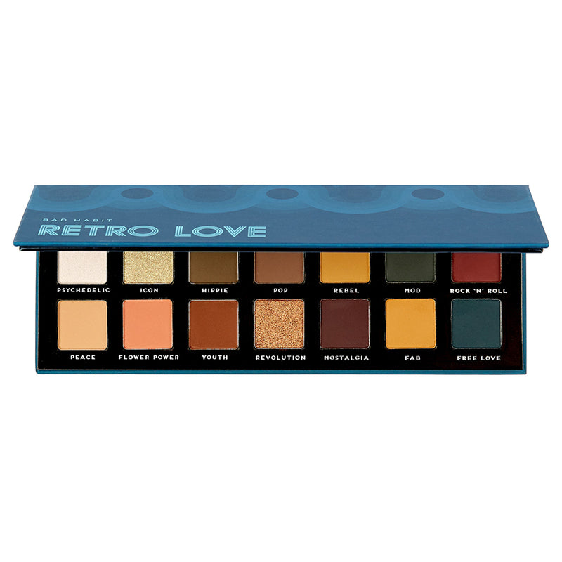 Retro Love Eyeshadow Palette