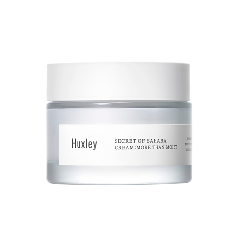 Huxley Cream ; More Than Moist
