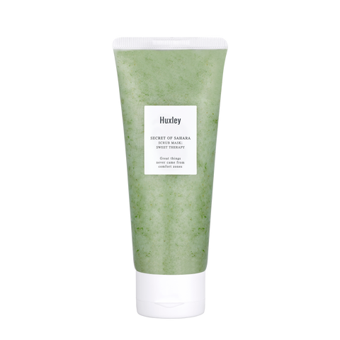 Huxley Scrub Mask ; Sweet Therapy