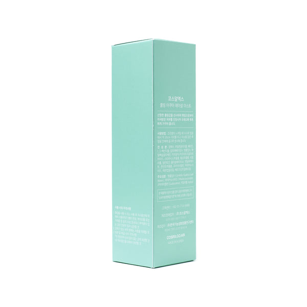 COSRX Cooling Aqua Facial Mist Box Back