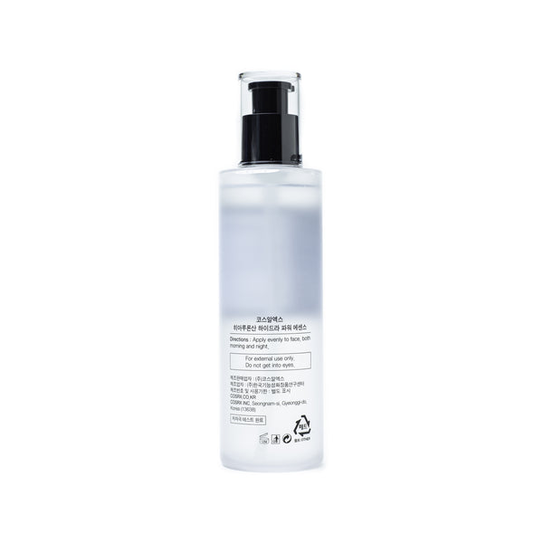 COSRX Hyaluronic Acid Hydra Power Essence Back