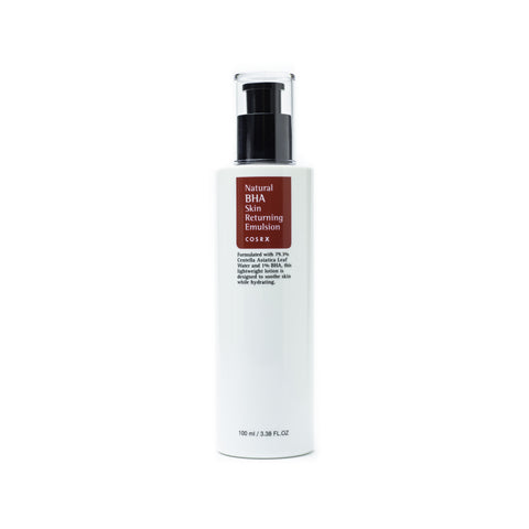 COSRX Natural BHA Skin Returning Emulsion Front