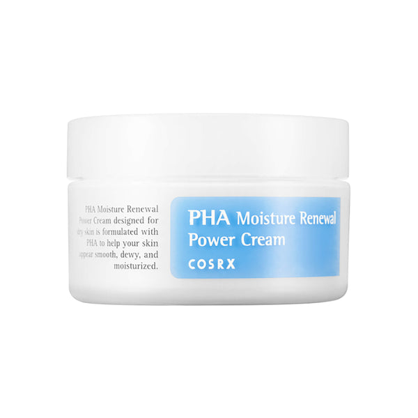 COSRX PHA Moisture Renewal Power Cream Front