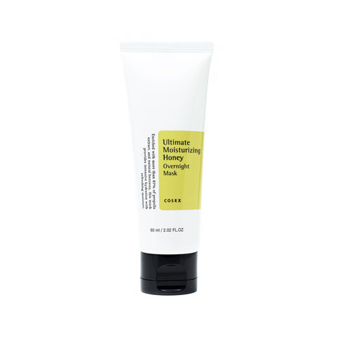 COSRX Ultimate Moisturizing Honey Overnight Mask Front