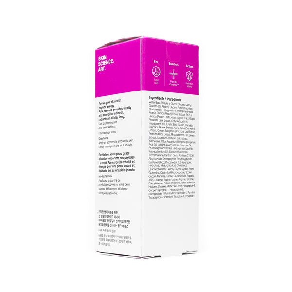 Dr Jart Peptidin Serum Pink Energy Box Back