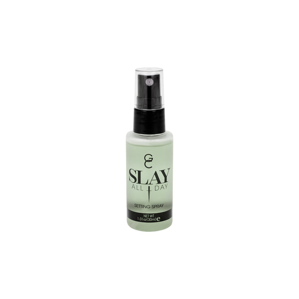 Gerard Cosmetics Slay All Day Setting Spray Mini - Green Tea