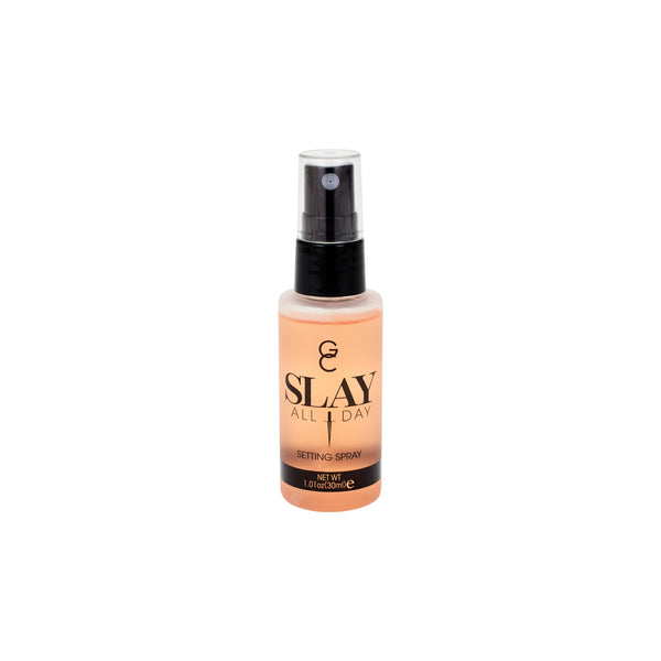 Gerard Cosmetics Slay All Day Setting Spray Mini - Peach