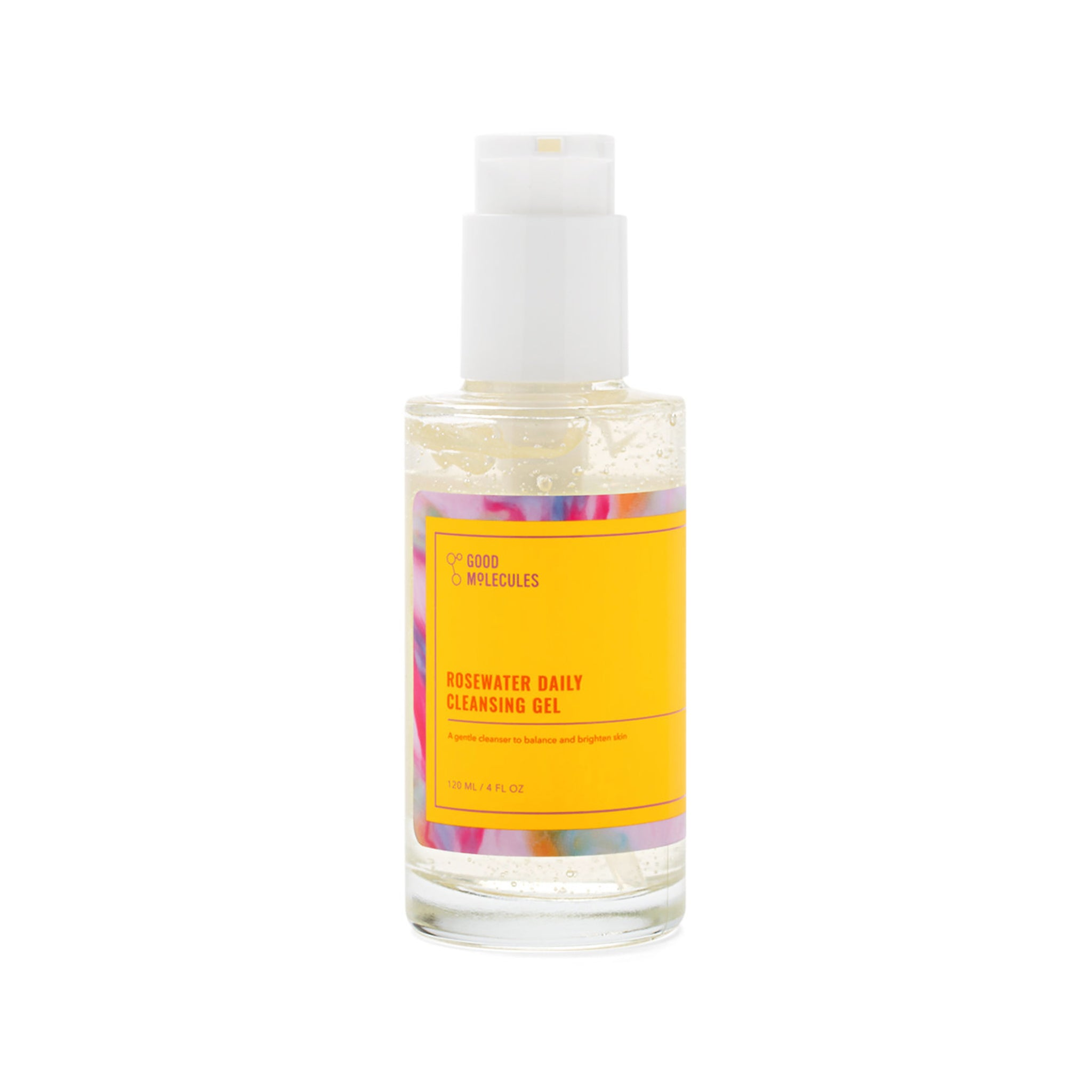Good Molecules Rosewater Daily Cleansing Gel