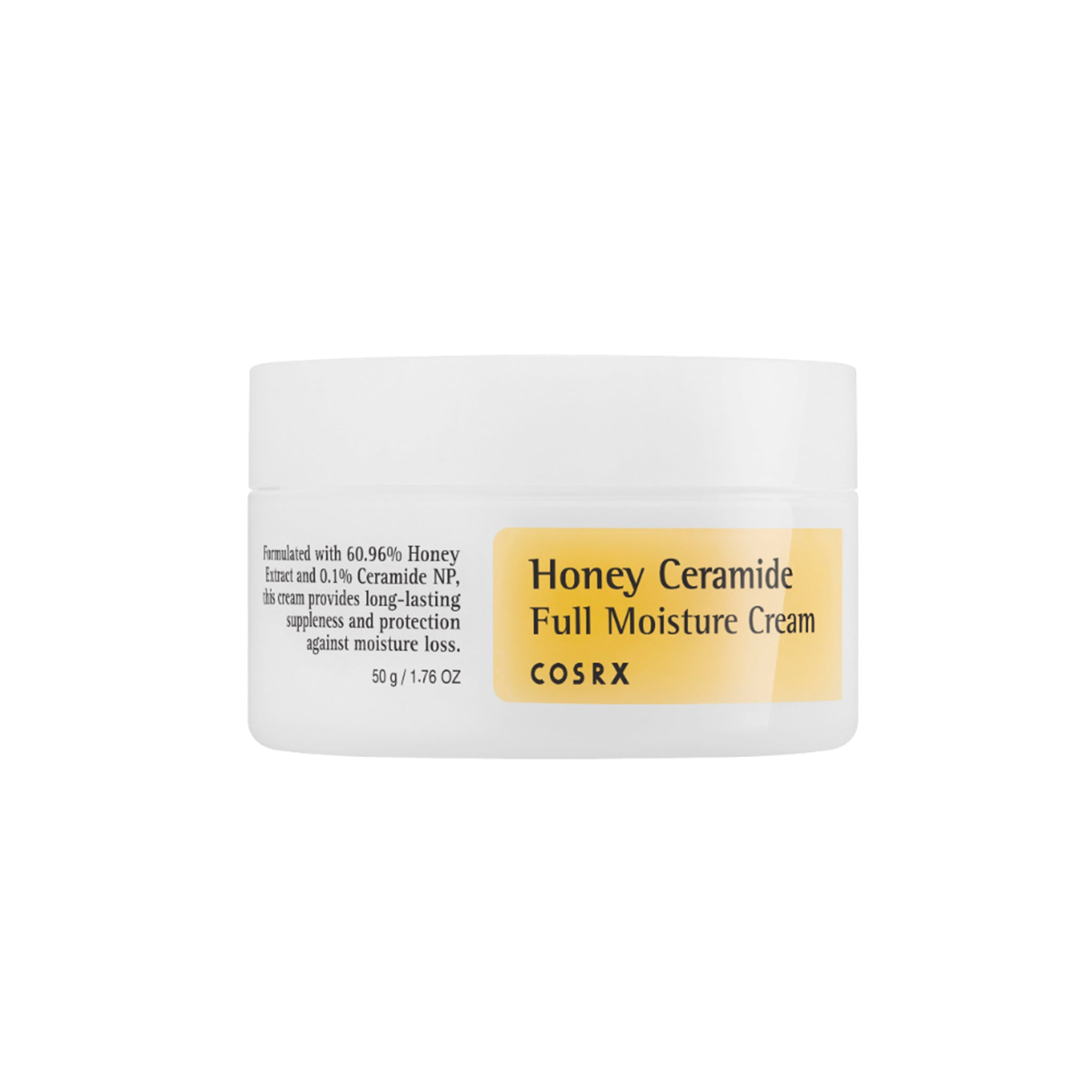 COSRX Honey Ceramide Full Moisture Cream Front