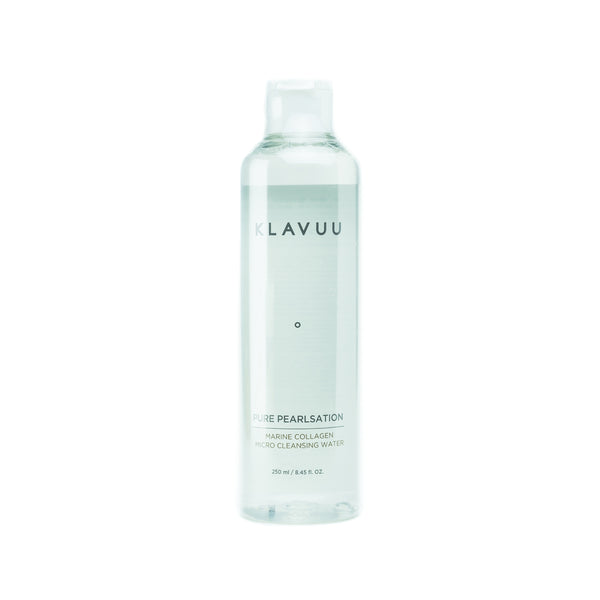 KLAVUU Pure Pearlsation Marine Collagen Micro Cleansing Water Front