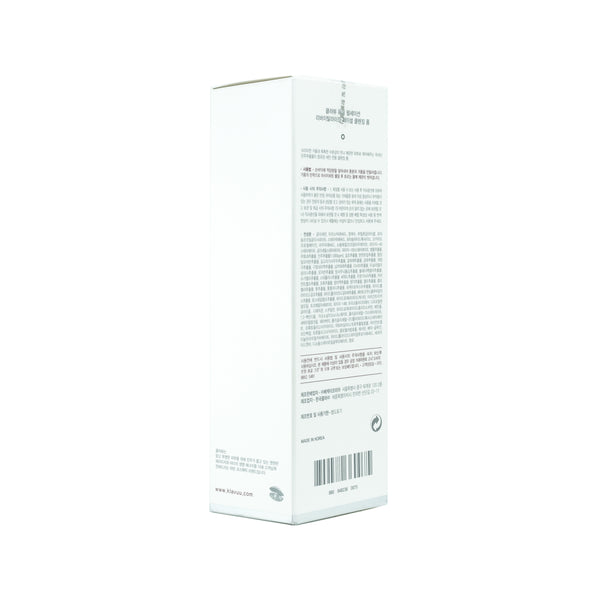 KLAVUU Pure Pearlsation Revitalizing Facial Cleansing Foam Box Back