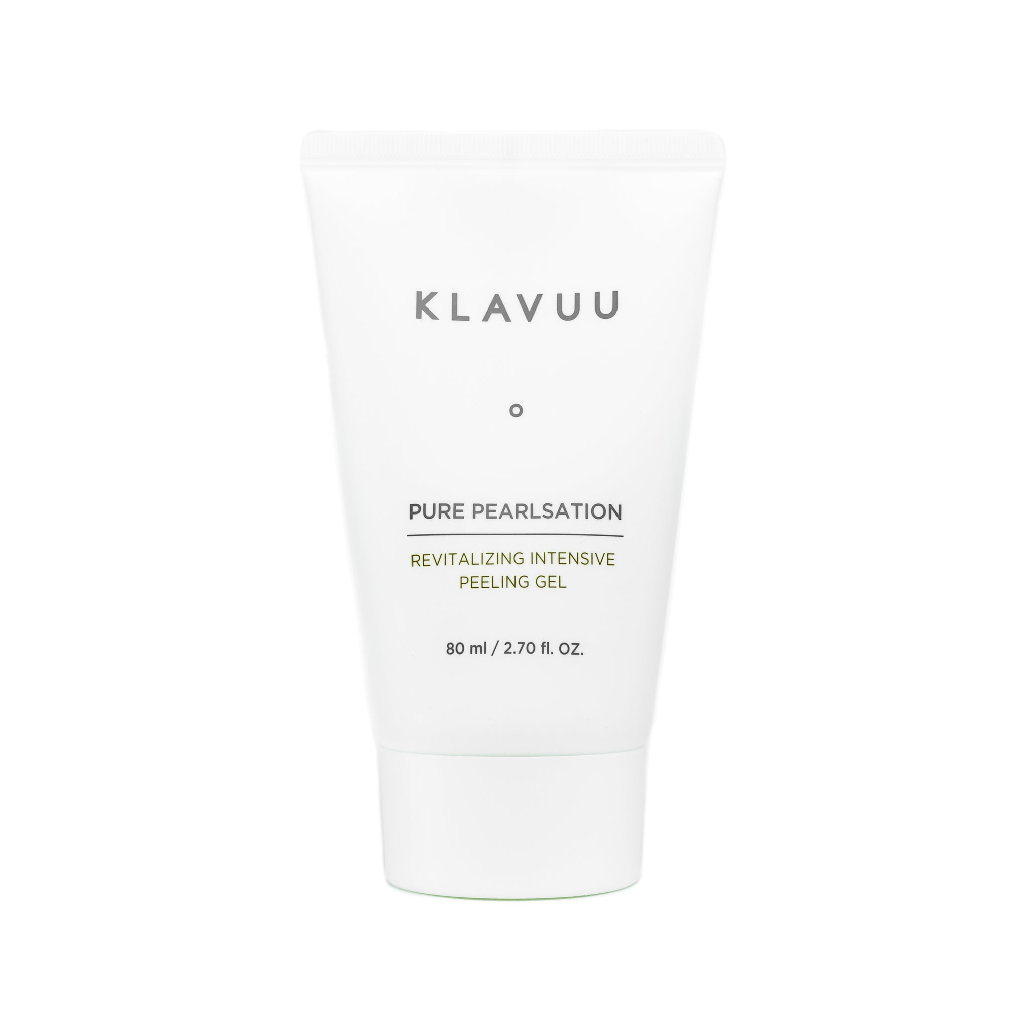KLAVUU Pure Pearlsation Revitalizing Intensive Peeling Gel Front