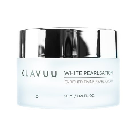 KLAVUU White Pearlsation Enriched Divine Pearl Cream Front