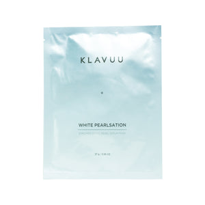 White Pearlsation Enriched Divine Pearl Serum Mask Front