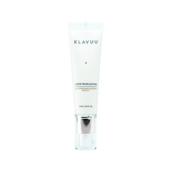 KLAVUU White Pearlsation Ideal Actress Backstage Cream SPF 30 PA++ Front