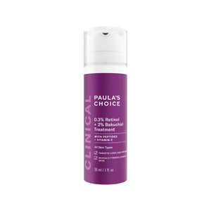 Paula's Choice Clinical 0.3% Retinol + 2% Bakuchiol Treatment