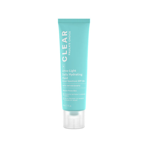 Paula's Choice Clear Ultra-Light Daily Hydrating Fluid SPF30+