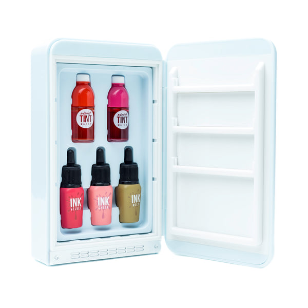 peripera Peri's Mini Fridge Blue Open