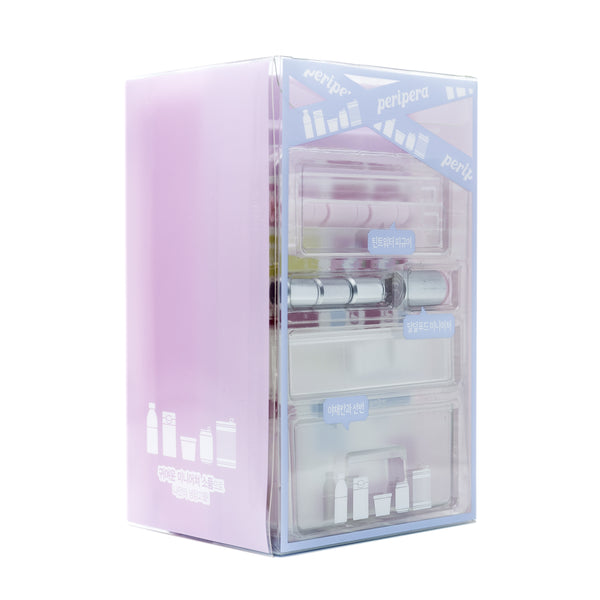 peripera Peri's Mini Fridge Pink Back