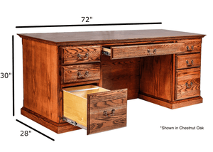 Cumberland Desk - Home Furniture Factory