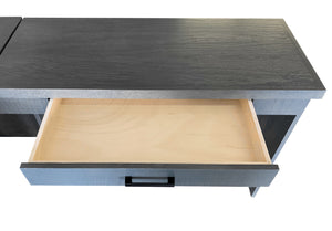 Seattle L Shape Desk - Home Furniture Factory