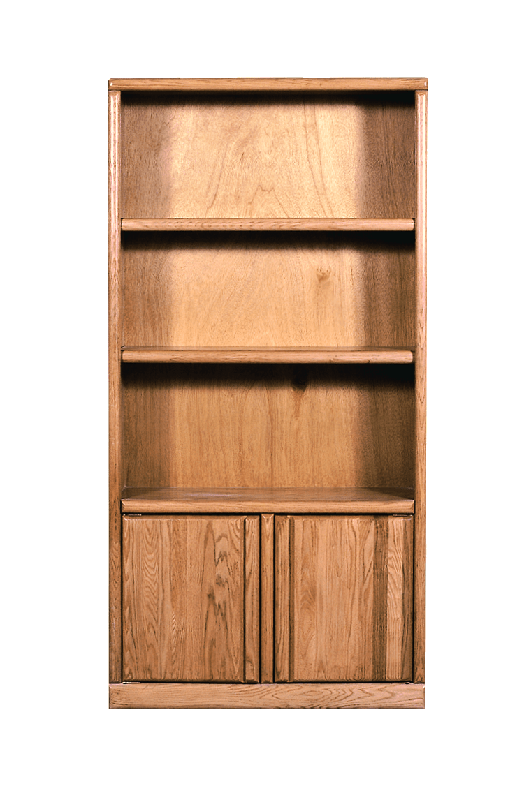 Plymouth Bookcase - Home Furniture Factory