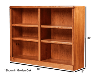 Kenosha Bookcase - Home Furniture Factory