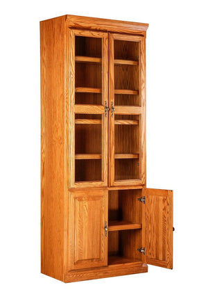 Quincy Bookcase - Home Furniture Factory