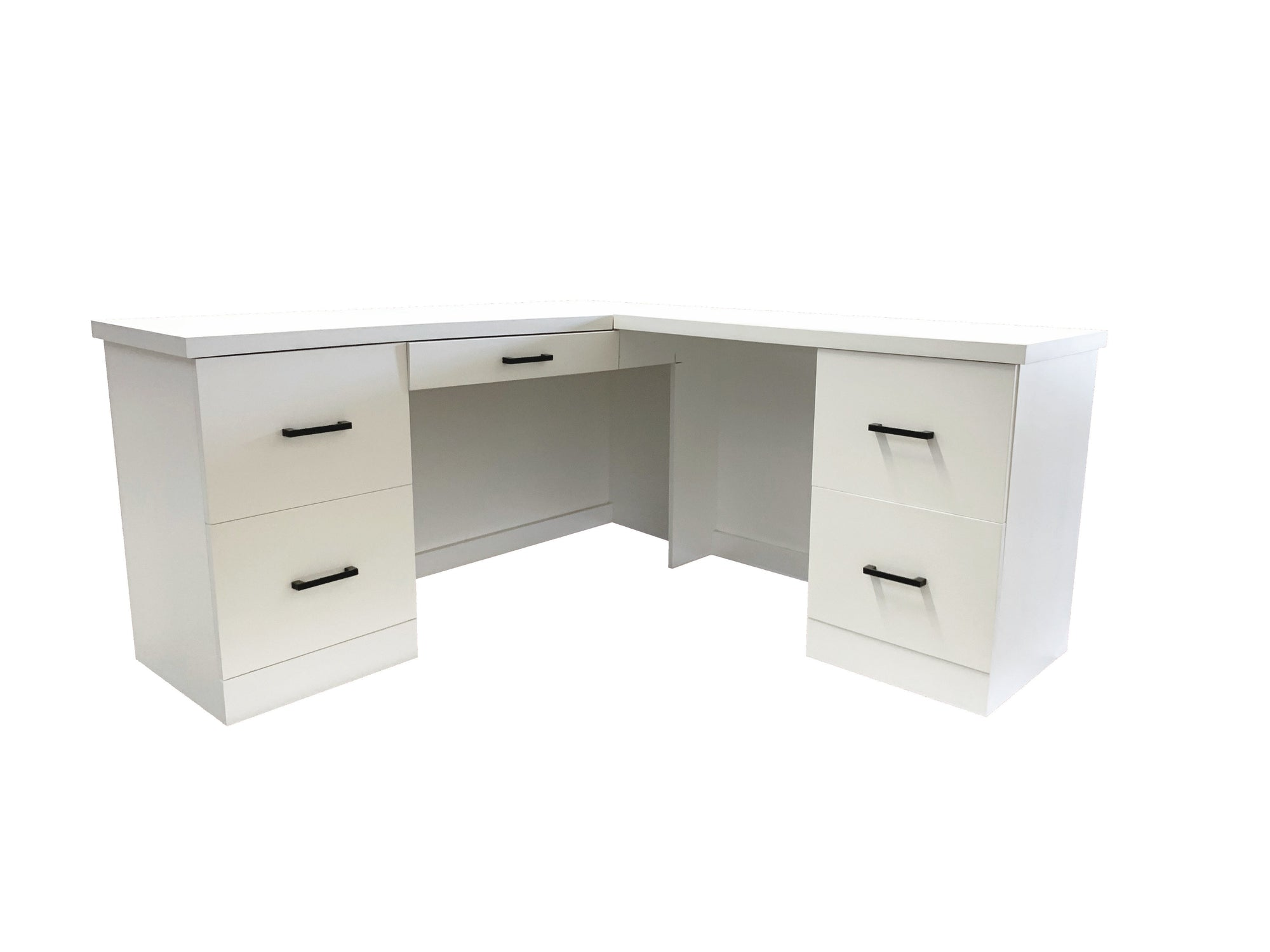 Charleston Desk and Return - Home Furniture Factory
